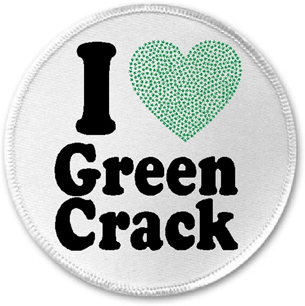 I Love Green Crack - 3