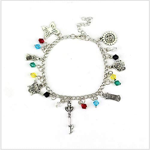 ayuxin Braceletsimple Wind Bracelet Bracelet Multi-Combination Gadget Alloy Attractive Bracelet Birthday Christmas