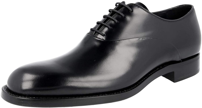Prada Men's PCU010 Leather Business Shoes
