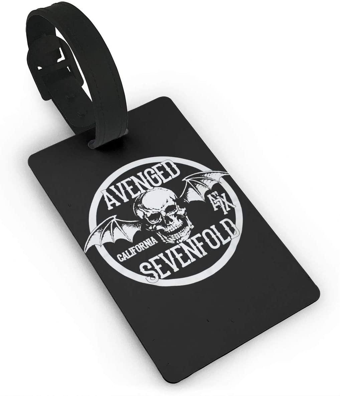 Avenged Sevenfold Luggage Tag