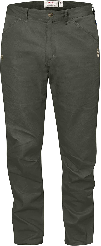 Fjallraven - Men's High Coast Trousers, Mountain Grey, 46
