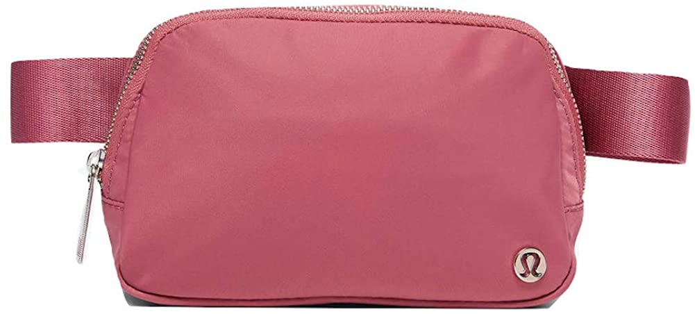 Lululemon Everywhere Belt Bag, 1L (Cherry Tint)