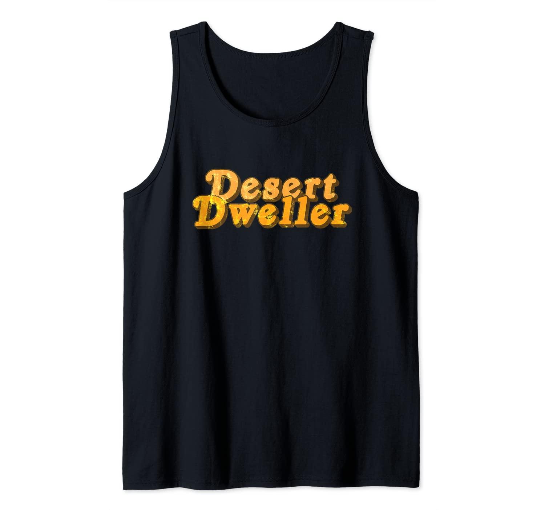 70's Style Desert Dweller Tank Top