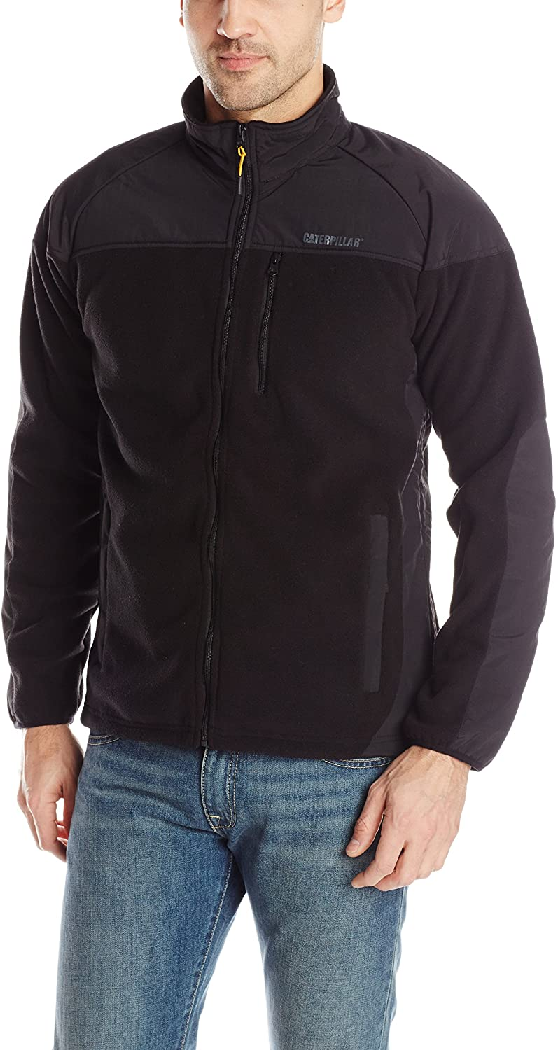 Caterpillar Men's Momentum Fleece Jacket