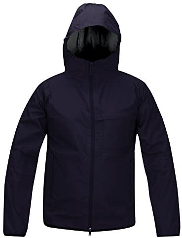 Propper Packable Waterproof Jacket 3XLR,LAPD Navy -F54053F4503XL2