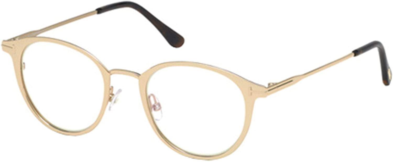 Eyeglasses Tom Ford FT 5528 -B 029 shiny rose gold