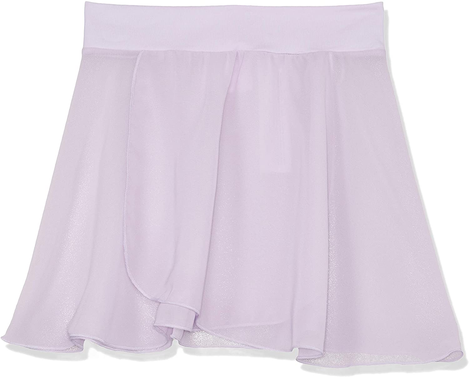 Capezio Big Girls' Tactel Collection Pull-on Skirt