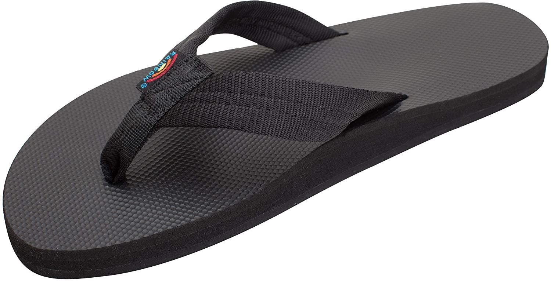 Rainbow Sandals Men's Single Layer Soft Top 1