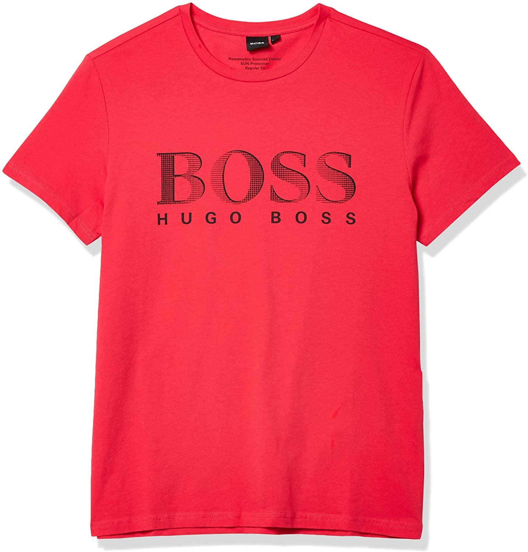Hugo Boss Men's Rashguard Shirt
