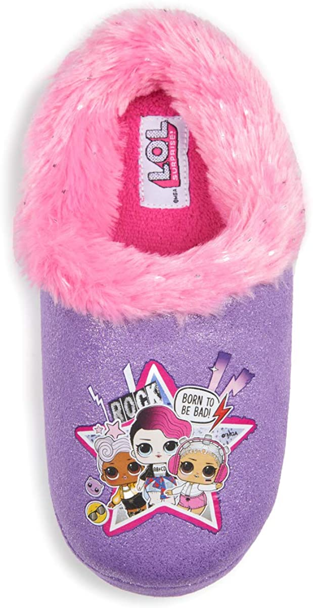 L.O.L. Surprise! 11-3 Printed Clog Slip-On Slippers