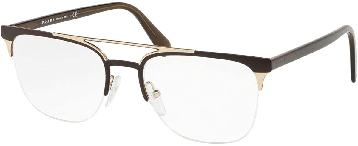 Prada Men's PR 63UV Eyeglasses 54mm