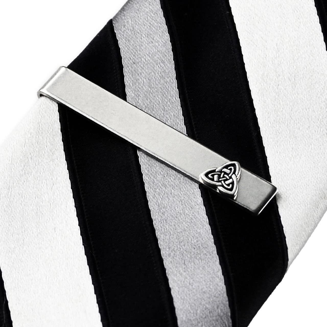 Quality Handcrafts Guaranteed Celtic Tie Clip