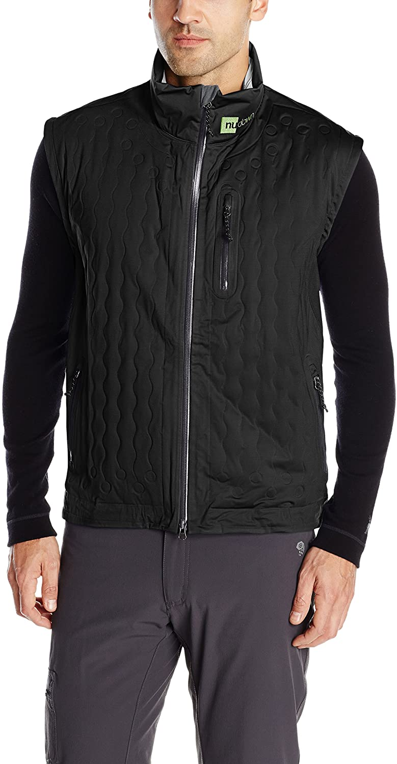 NuDown Men's Mount Whitney Vest