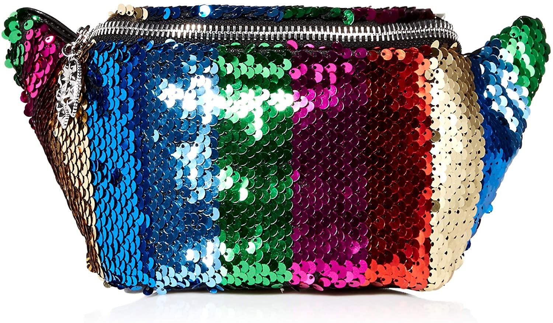 Betsey Johnson Spectrum Spectacular Belt Bag