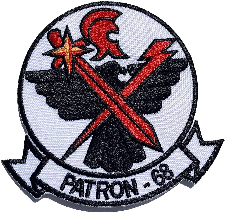 VP-68 Blackhawks Squadron Patch – Sew On