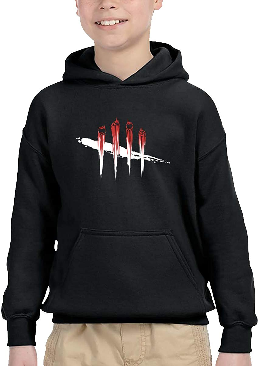 Dead by Daylight Children's Casual Hooded Pocket Sweater