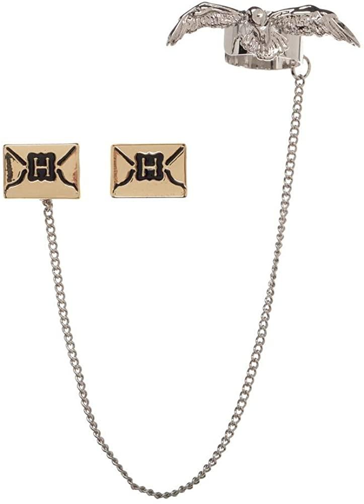Hedwig Earrings Hogwarts Jewelry Harry Potter Earrings Hedwig Jewelry