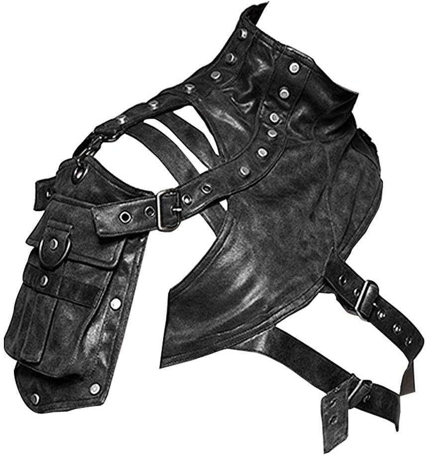 Gear Duke Travel Sport Arm bag Pack Bag Vintage Steampunk, Black, Size Free size