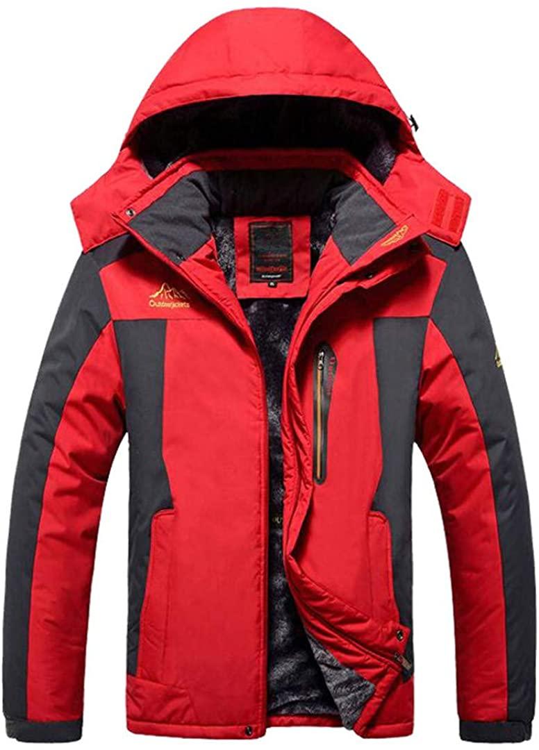 Men Military Down Jacket Coat Windproof Waterproof Outwear Down Parkas Windbreaker Army Raincoat