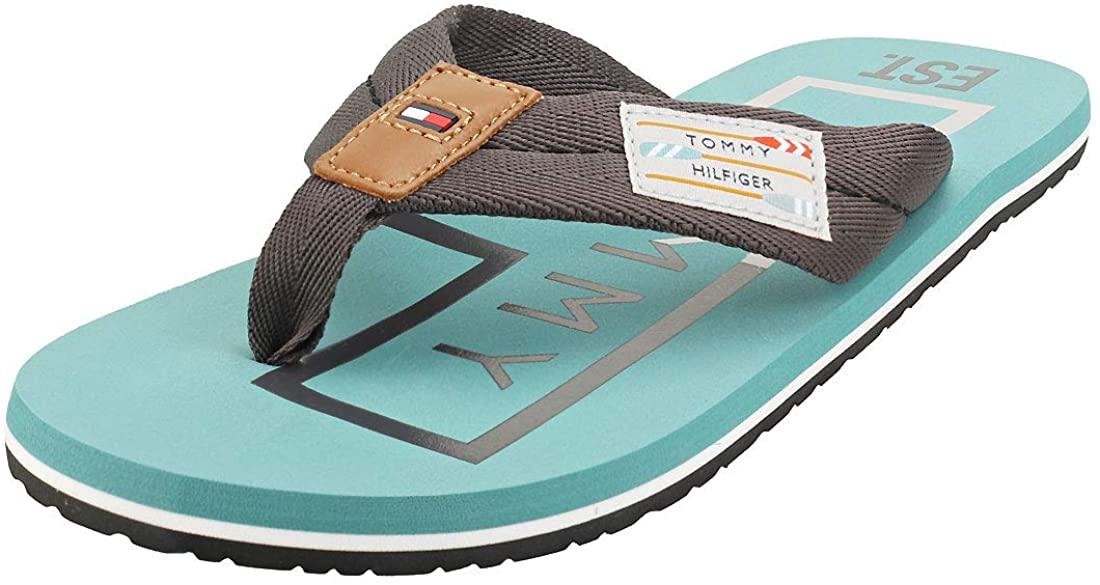Tommy Hilfiger Badge Mens Beach Sandals