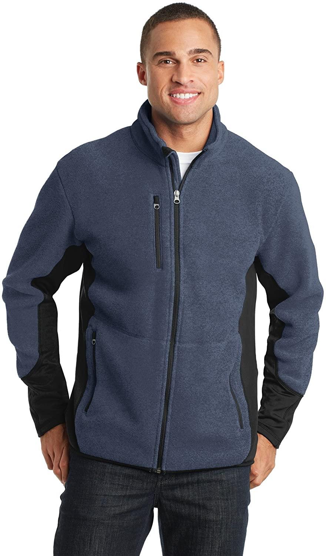 Port Authority Men's Performance Fleece Full Zip Jacket