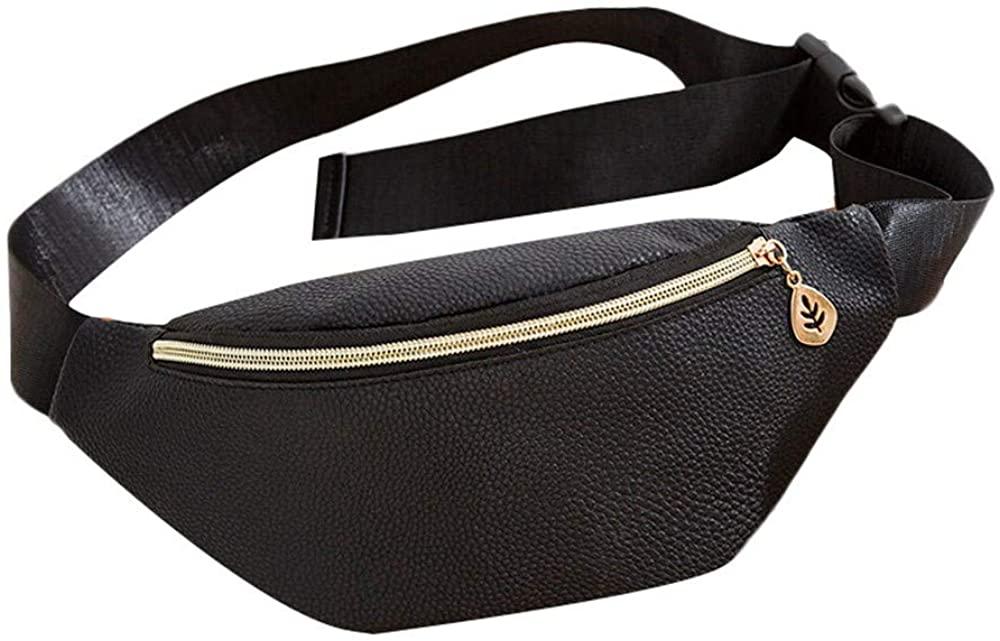 Respctful✿Waist Bags for Women Fashion Belt Bag Waist Pack Travel Running Waist Pack Fanny Pack