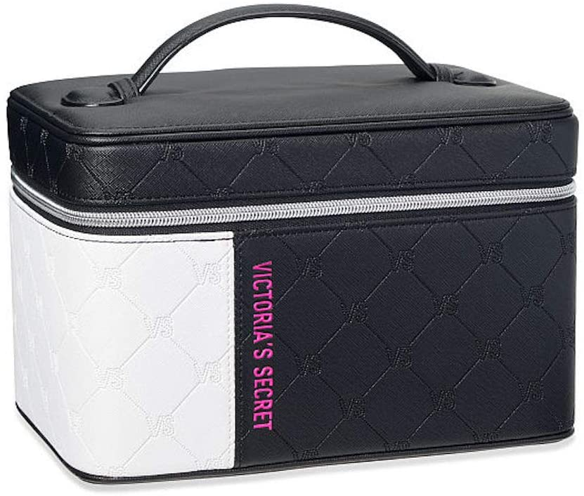 Monogram Colorblock Runway Vanity Case