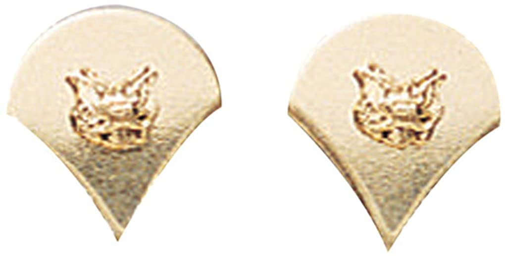 Rothco Spec-4 Polished Insignia