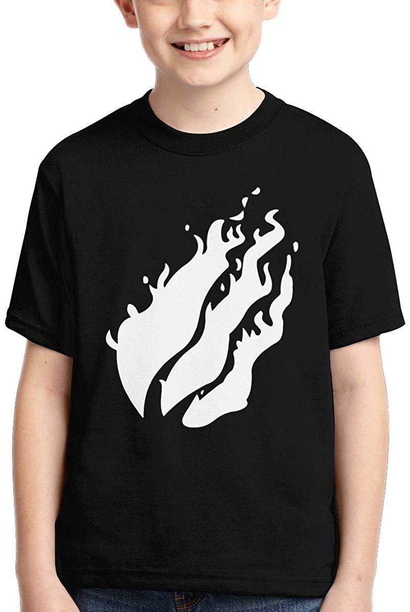 Youth Boys Girls Preston Playz T Shirt Crewneck Short Sleeve Tees Top Shirt