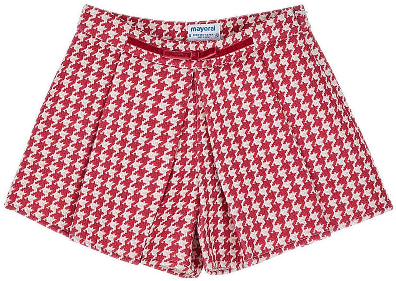 Mayoral - Short for Girls - 7201, Red