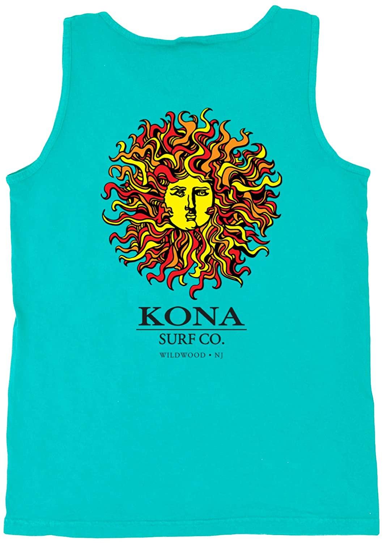 KONA SURF CO. Original Sun Mens Tank Top