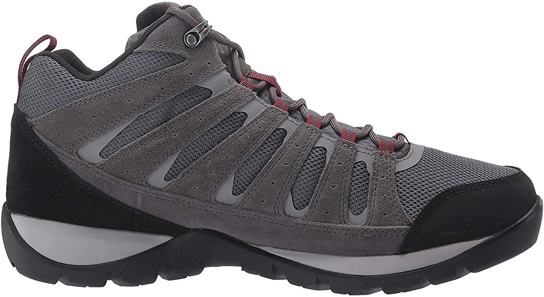 Columbia Men's Redmond V2 Mid Waterproof Hiking Shoe