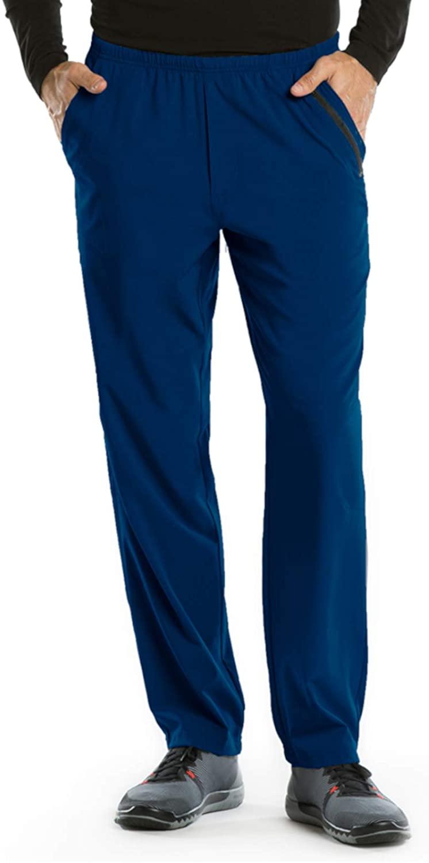BARCO One 0217 Men's 7 Pocket Athletic Jog Scrub Pant Indigo XL Tall