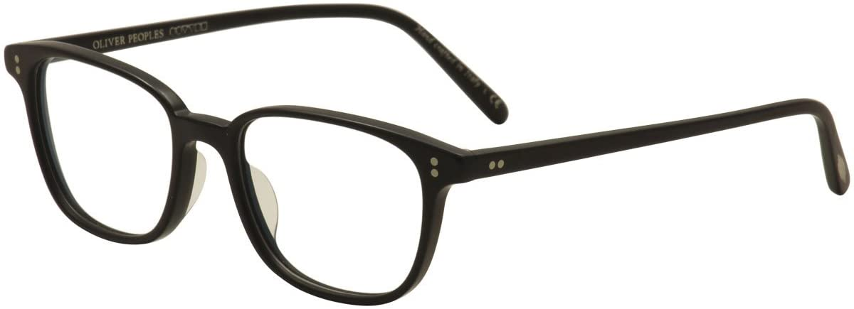 Oliver Peoples OV5279U OV/5279/U Maslon 1465 Matte Black Optical Frame 51mm