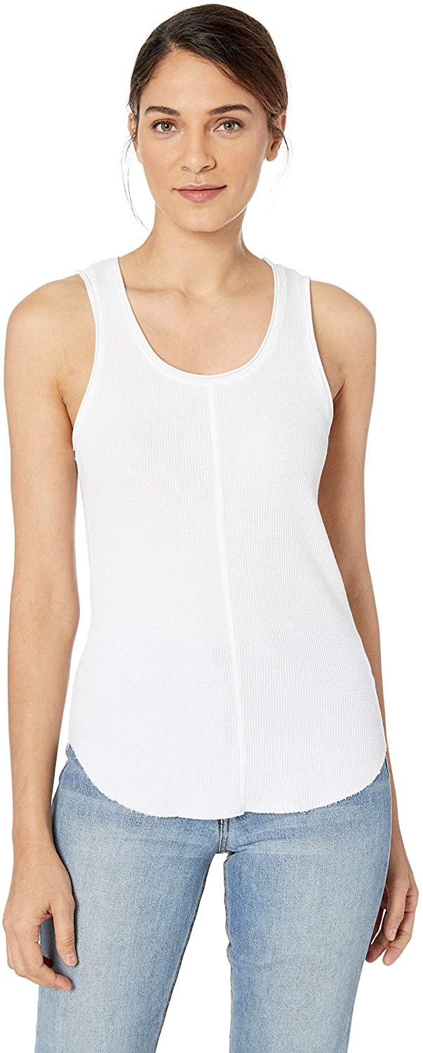 AG Adriano Goldschmied Womens Fallyn Thermal Tank