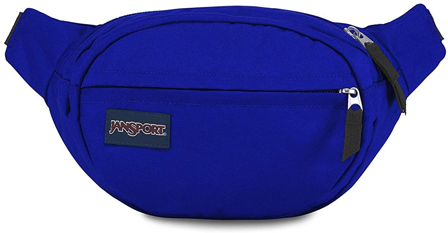 JanSport Fifth Ave Fanny Pack ((Blue) Regal Blue)