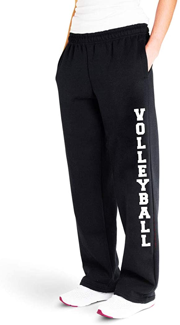 Volleyball Sweatpants | Volleyball Apparel by ChalkTalk Sports | Multiple Colors | Youth Sizes
