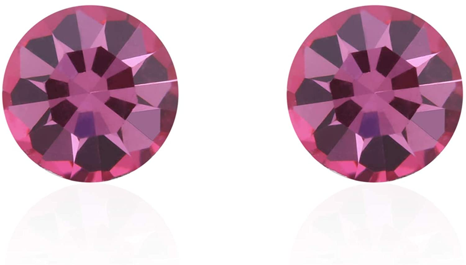 KRUCKEL Sparkling every day and nights earrings made with Swarovski Crystal - 7051013