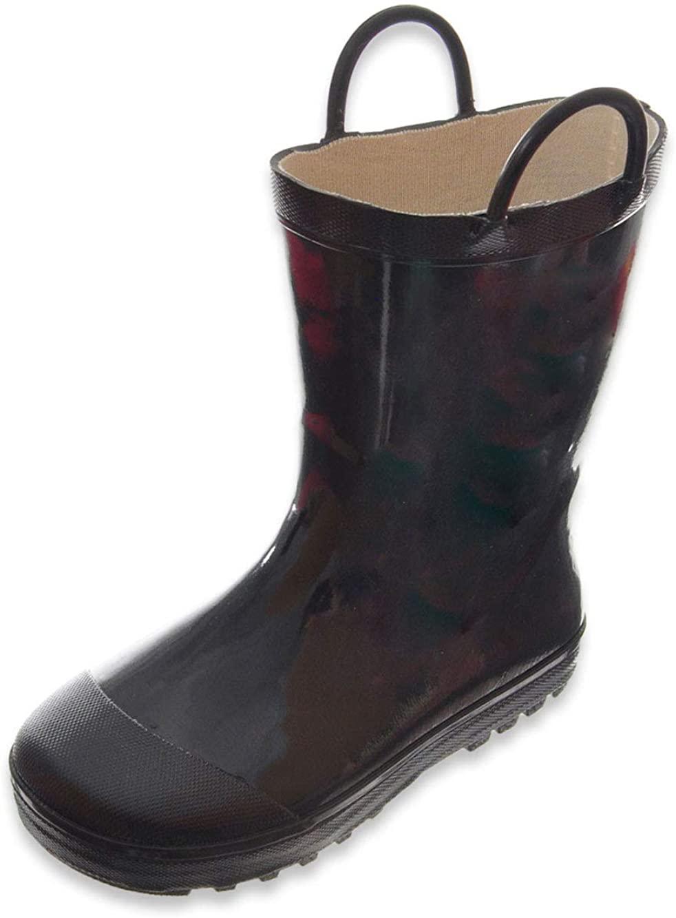 LILLY Boys' Rain Boots