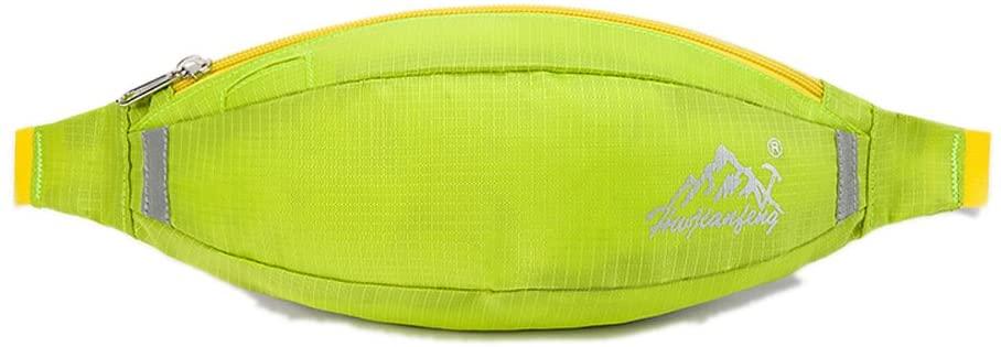 Aetian Unisex Water Resistant Running Belt Waist Travel Fanny Pack
