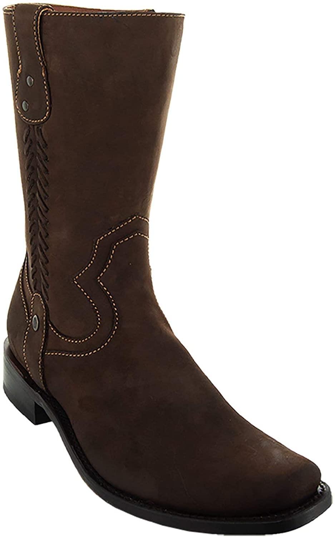 Soto Boots Men's Urban Cowboy Boots H7004
