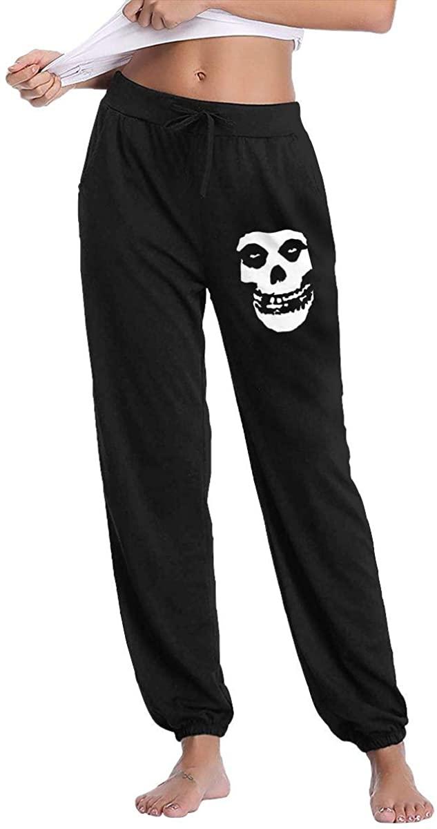 Blmcsk Misfits Womens Comfort Soft Sweatpants Women's Long Pants