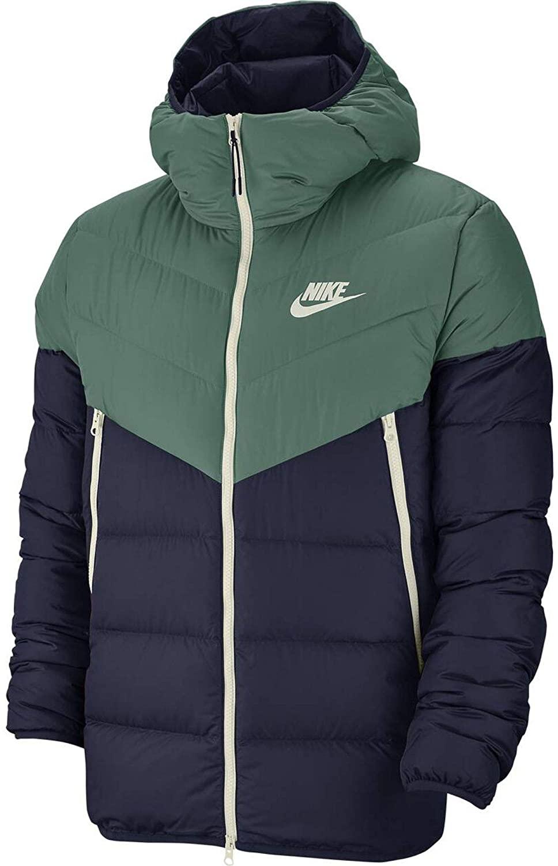 Nike Mens NSW Down Fill Winterized Hoodied Jackets 928833-362