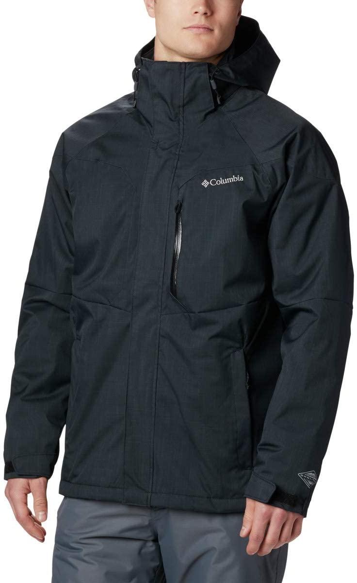 Columbia Mens Columbia Mens Alpine Action Winter Jacket, Waterproof & Breathable