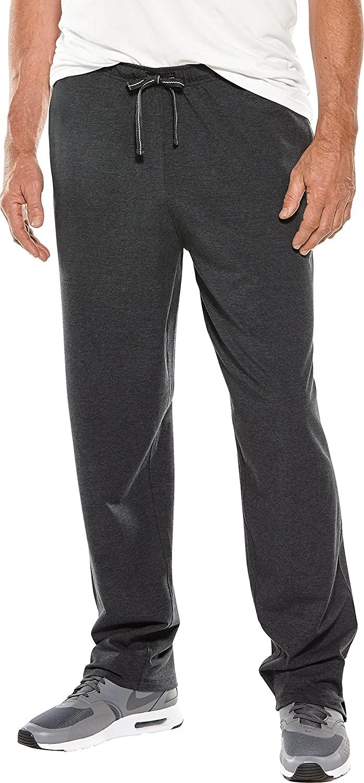 Coolibar UPF 50+ Men's Newport Saturday Lounge Pants - Sun Protective