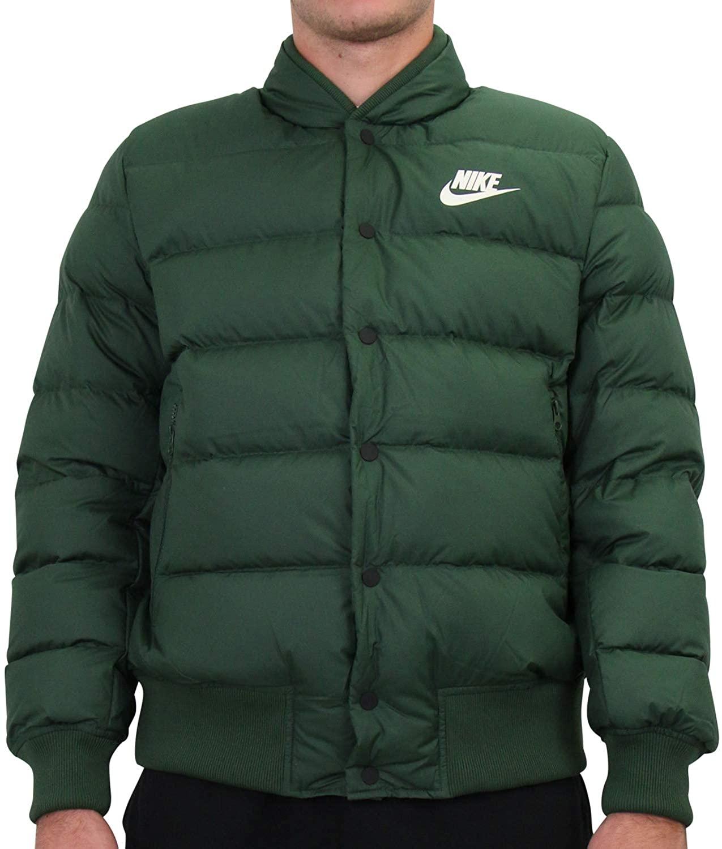 Nike Mens Down Bomber Jacket