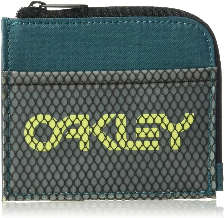 Oakley Men's 90's Zip Small Wallet