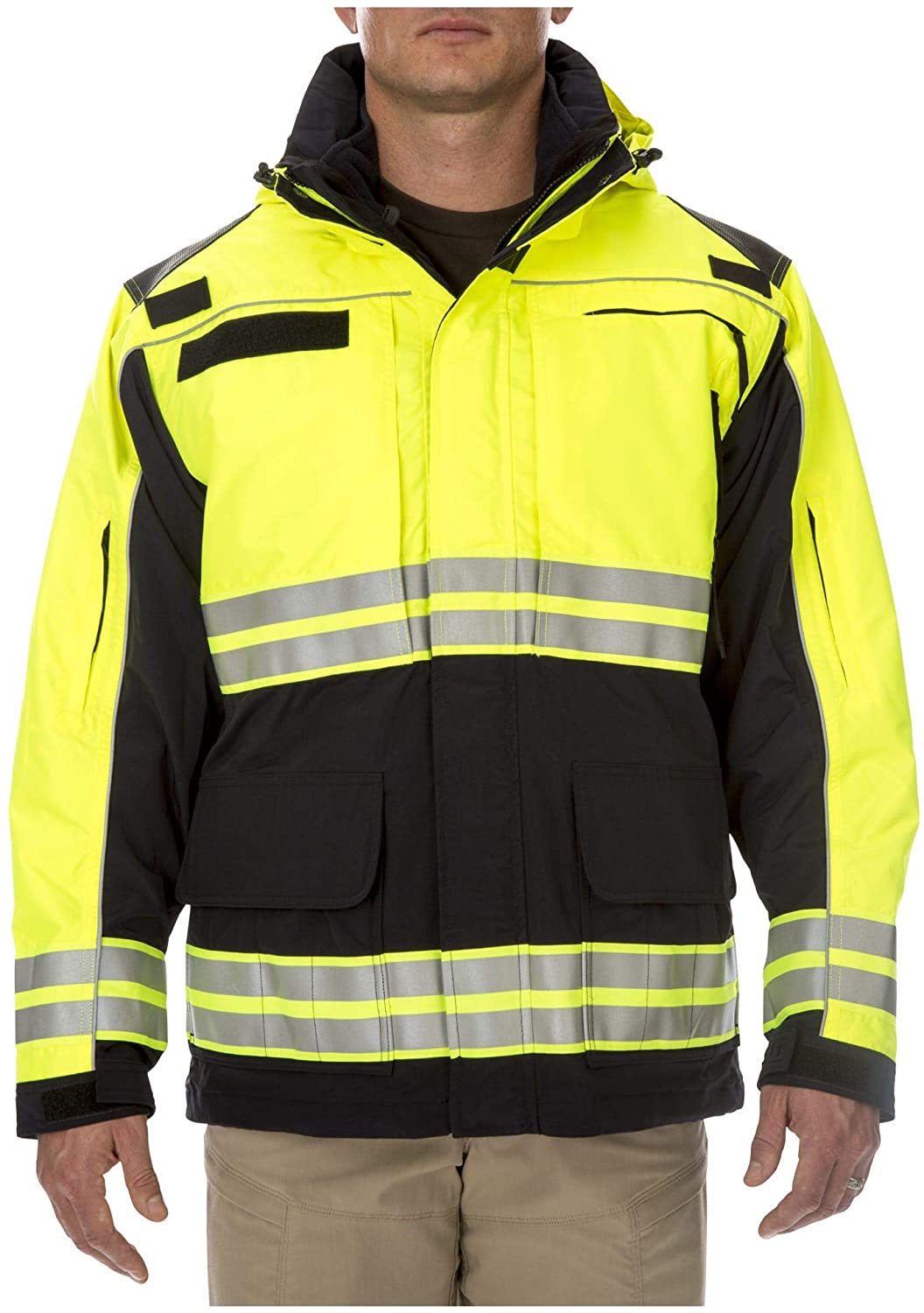5.11 Tactical EMS Professionals Responder Parka - High-Visibility, Style 48073