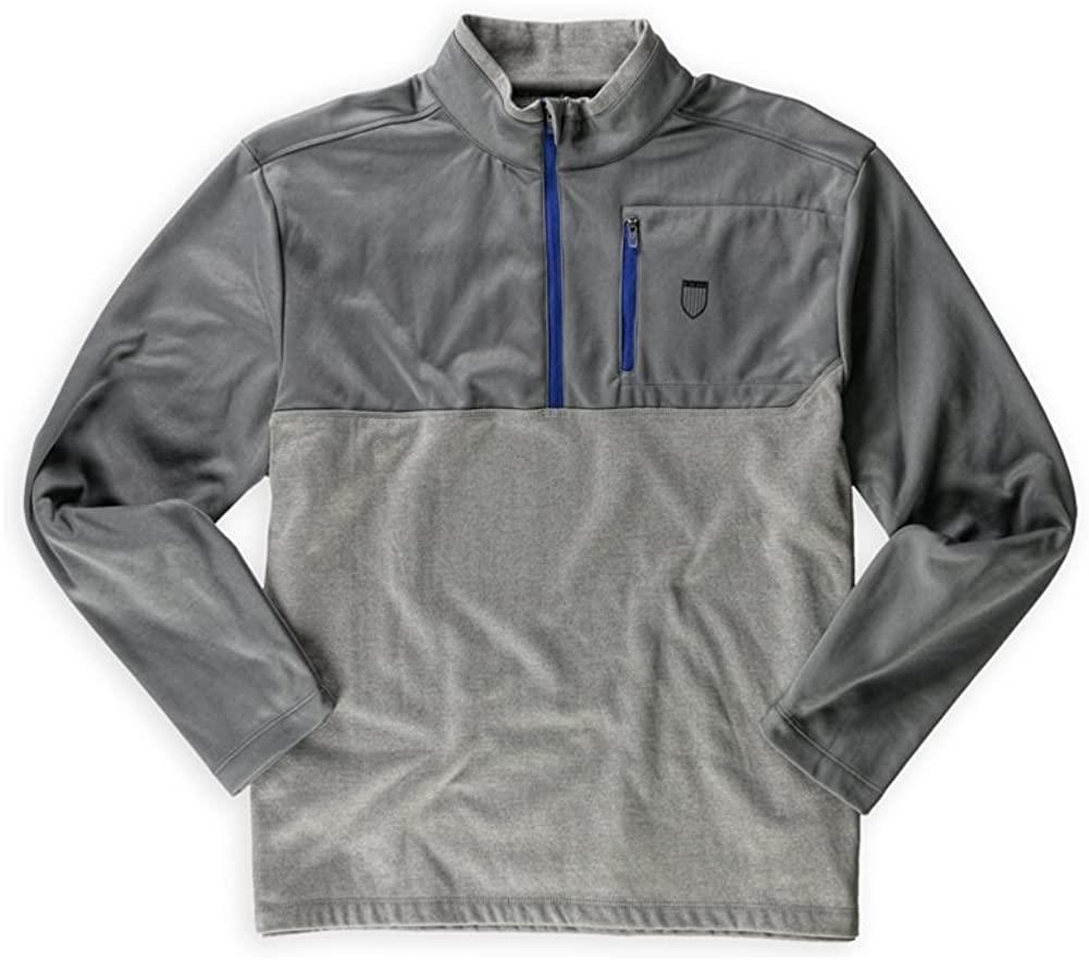 Nick Faldo Mens Classic Fit 1/4 Zip Track Jacket