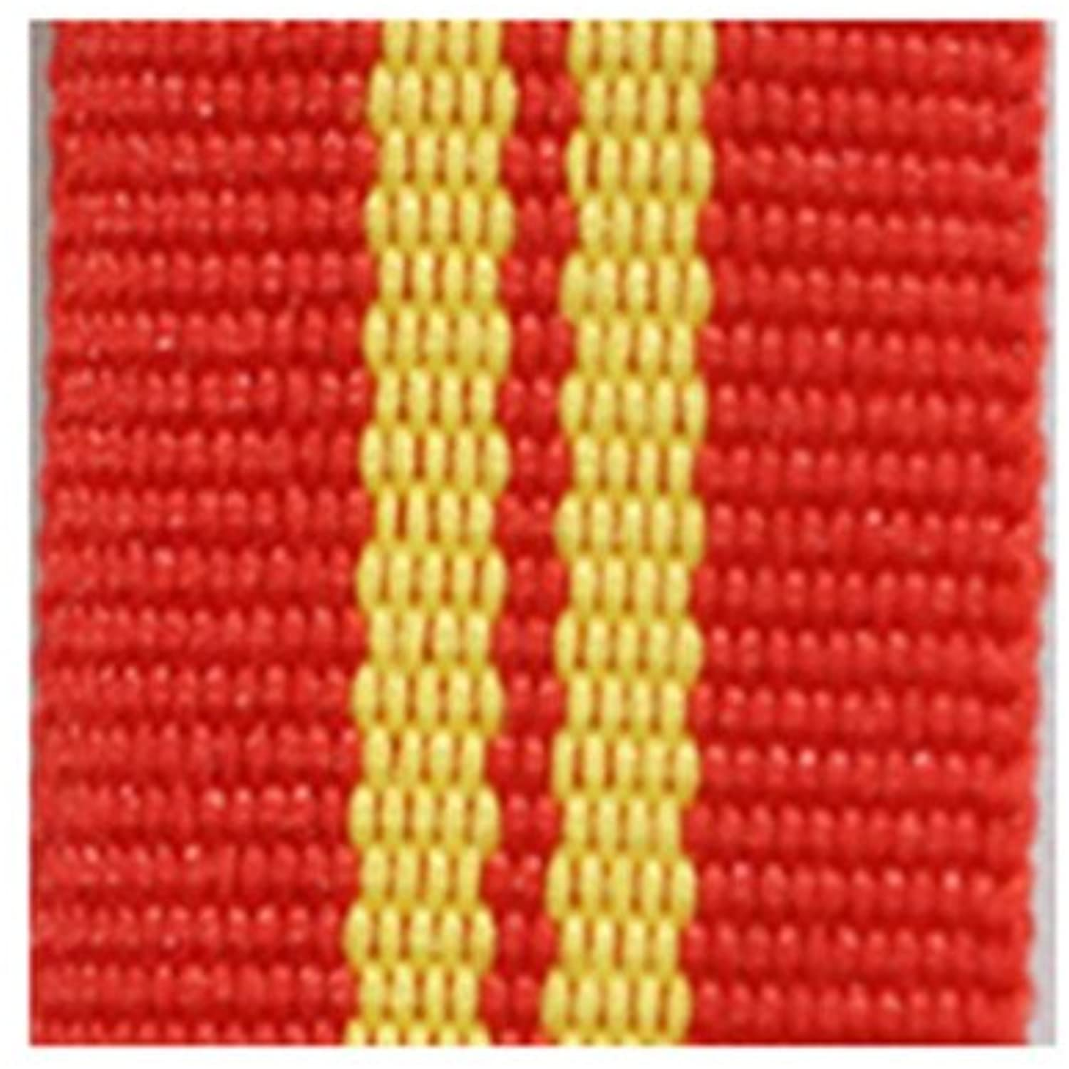 WWII German badge 14Slovakia Order of the Victory War Crime bar's ribbon